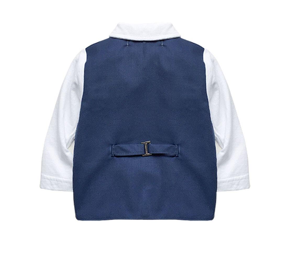 AKCE - tmavě modrý oblek k zapůjčení - Obrázek č. 2