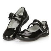 Černé dětské společenské boty, 26-32, 27