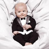 Chlapecký společenský overal, 3-24 měsíců, 80