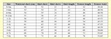 NOVINKA - šedý oblek, půjčovné, 0-8 let, 104