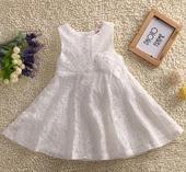 Šaty pro družičky, 1-6 let, 110