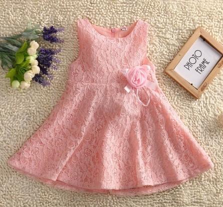 Šaty pro družičky, 1-6 let - Obrázek č. 3