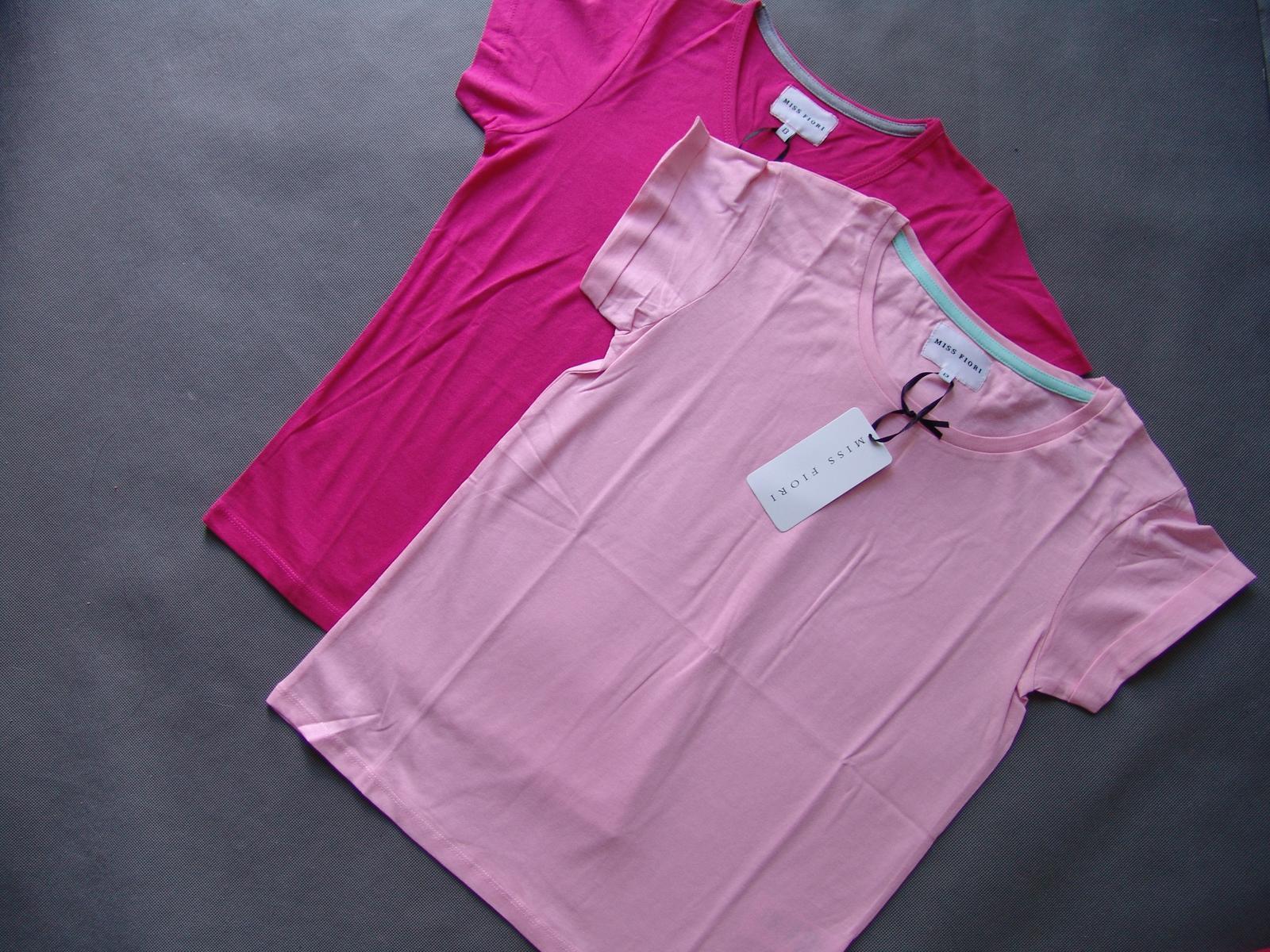 Růžové tričko - Obrázek č. 1