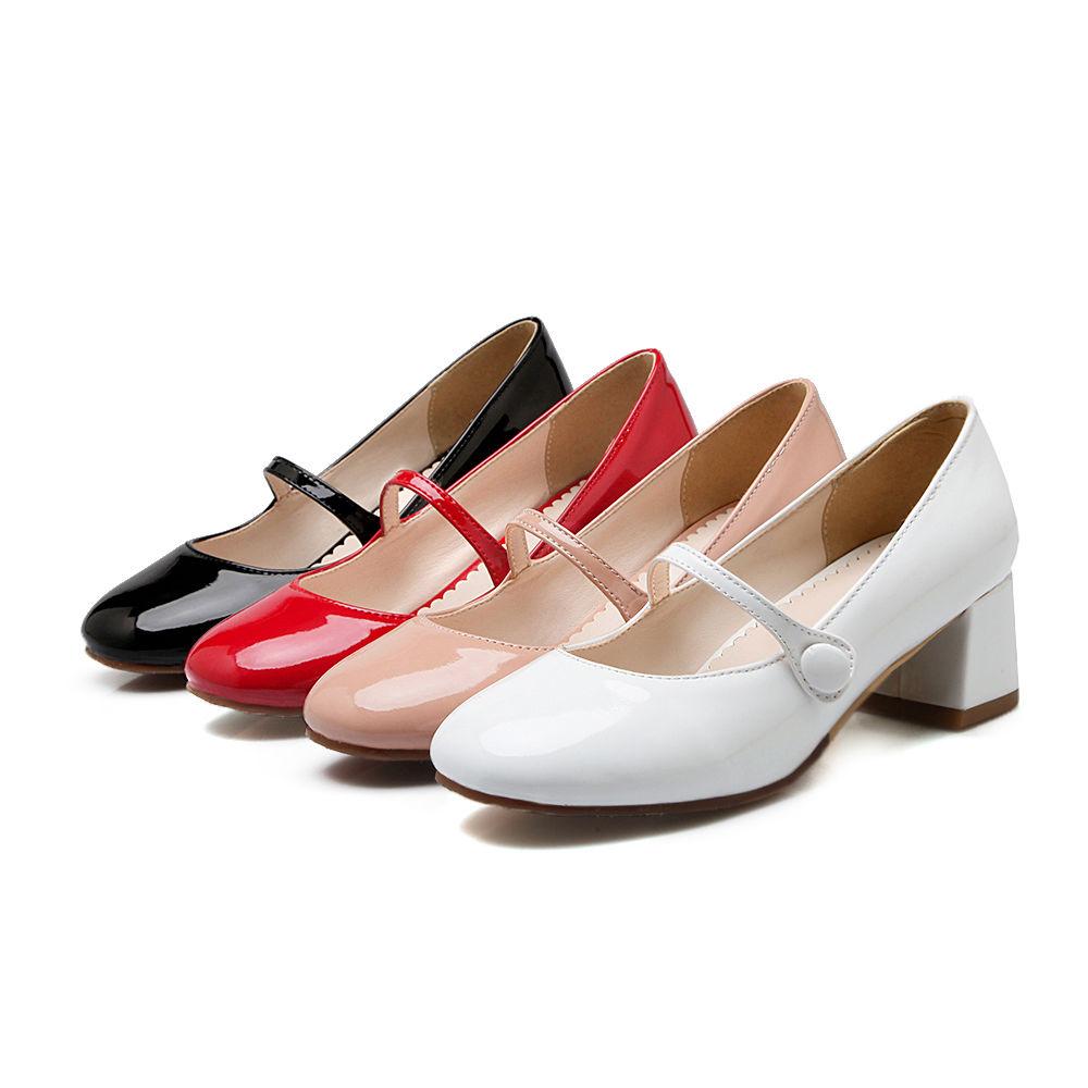 RETRO obuv - různé barvy a velikosti, styl 50.let - Obrázek č. 1
