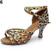 Leopardí taneční střevíčky, 35-41, 38