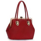 Červená kabelka, taška,