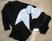 Zapůjčím společenský, svatební dětský oblek, 128