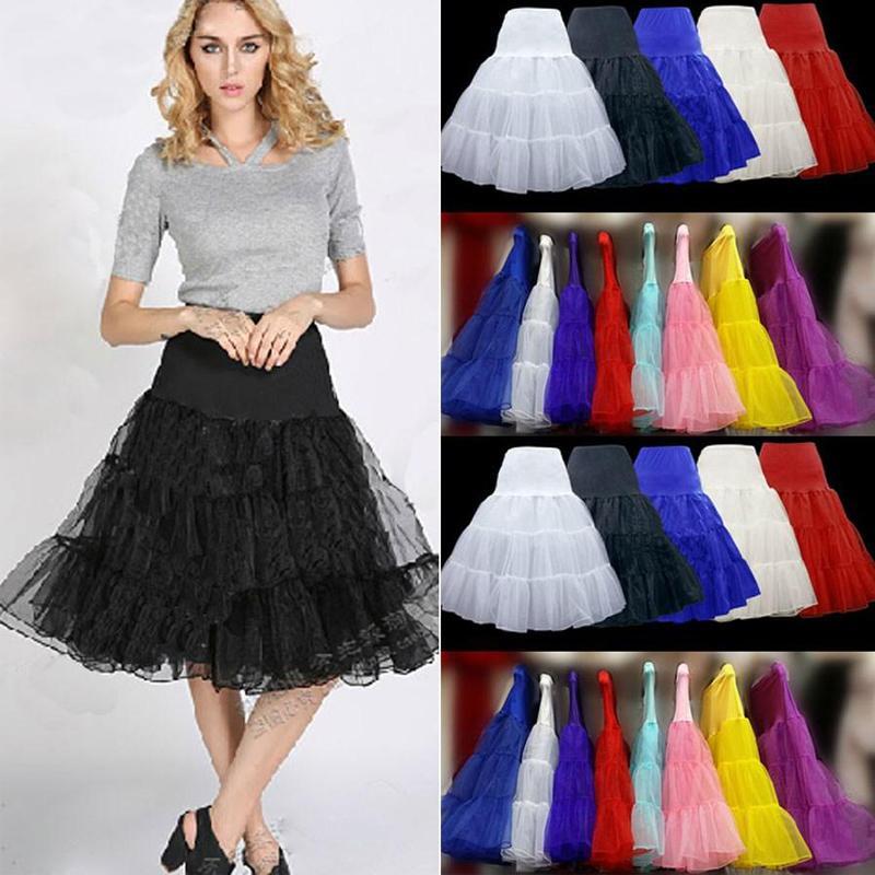 Krátká spodnice - retro - různé barvy - Obrázek č. 1