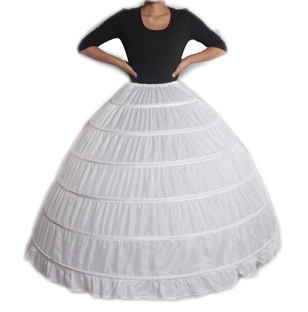 Svatební, společenské spodnice, různé druhy - Obrázek č. 3