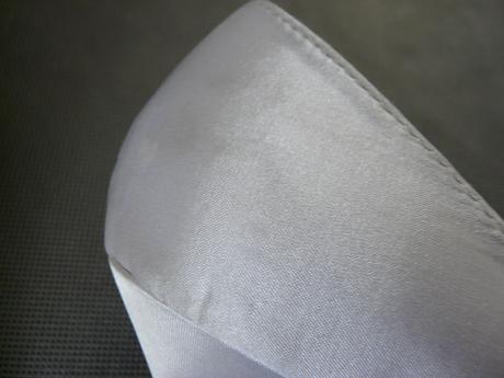 Bílé svatební lodičky - 41 - Obrázek č. 2