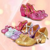 Taneční střevíčky, boty, sandálky, 24-35, 25