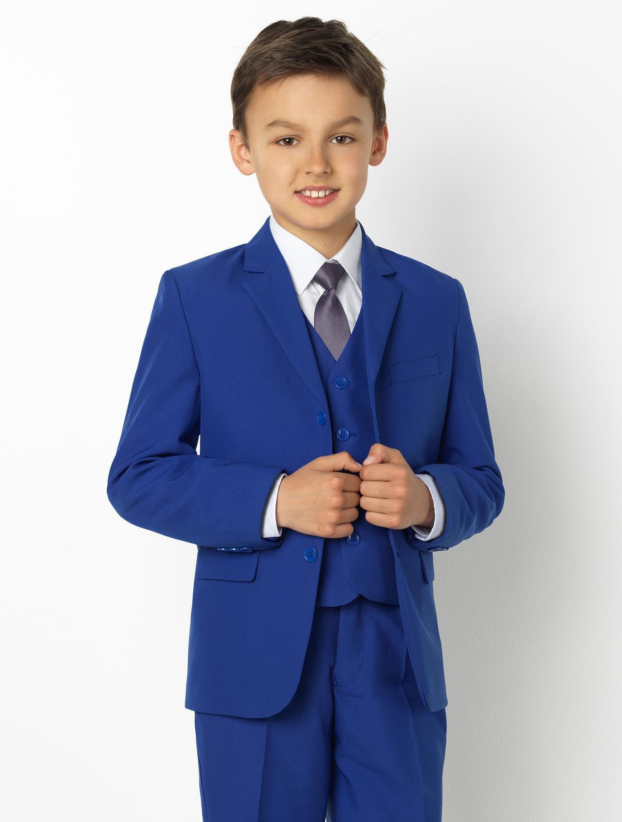 NOVINKA - oblek pro chlapce, k půjčení, k prodeji - Obrázek č. 2