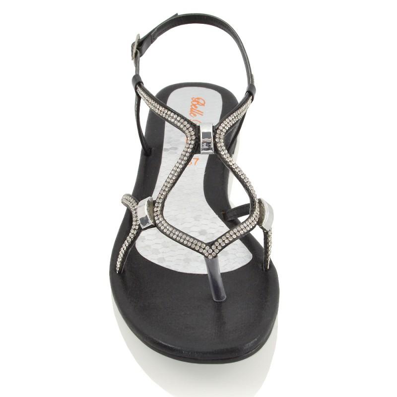 FREYA - společenské, svatební sandálky - Obrázek č. 4