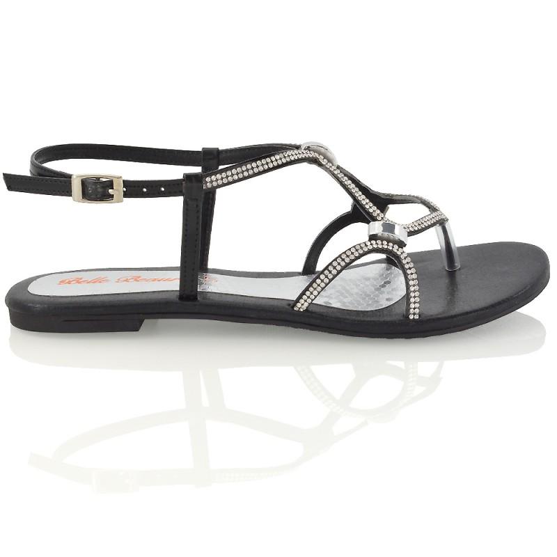 FREYA - společenské, svatební sandálky - Obrázek č. 2