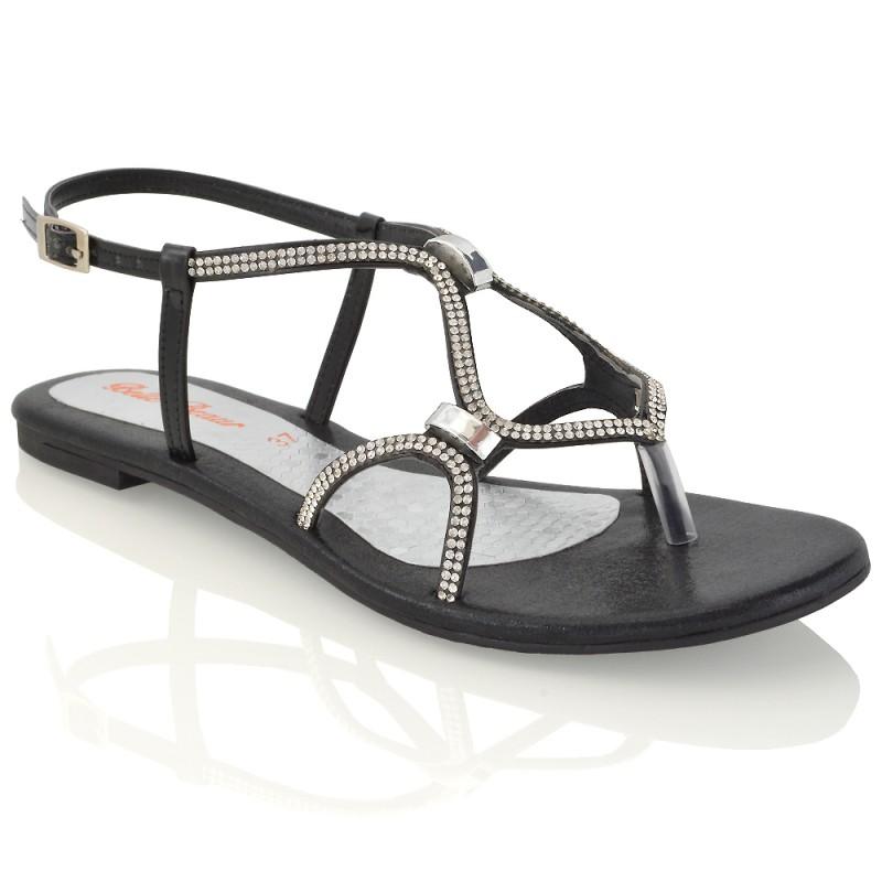 FREYA - společenské, svatební sandálky - Obrázek č. 3