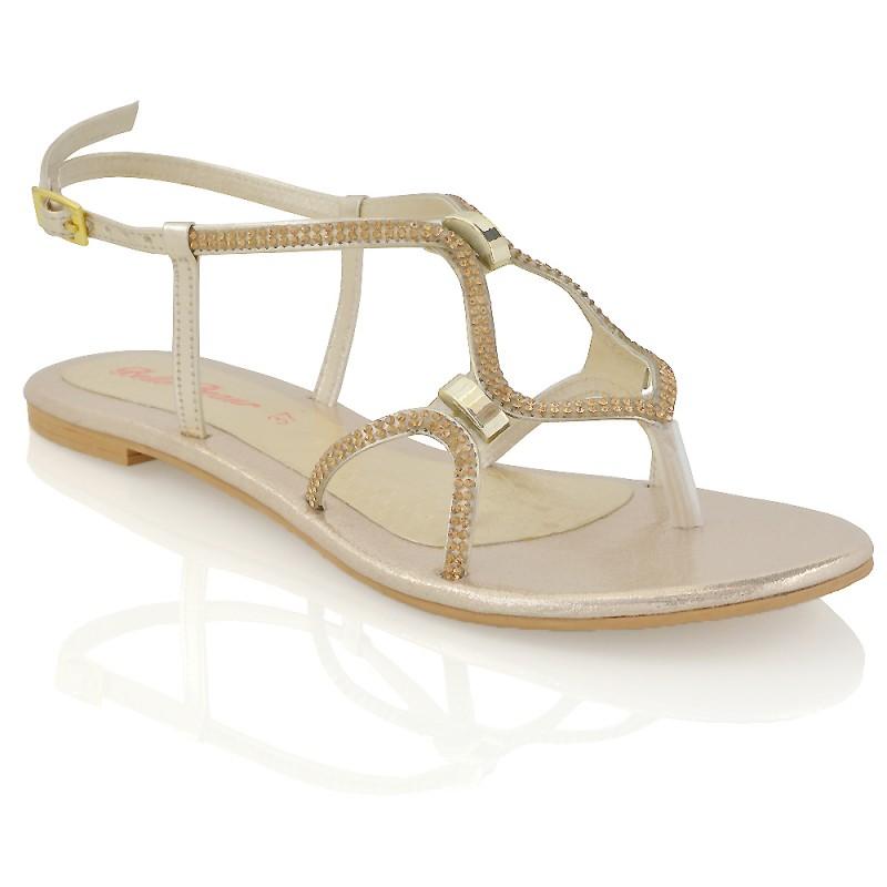 FREYA - společenské, svatební sandálky - Obrázek č. 1