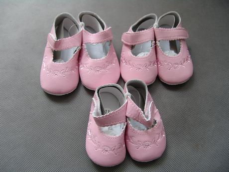SKLADEM - dívčí capáčky - růžové - 0-2 roky - Obrázek č. 1
