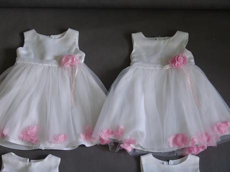 SKLADEM - šaty k zapůjčení, 3-24 měsíců - Obrázek č. 2