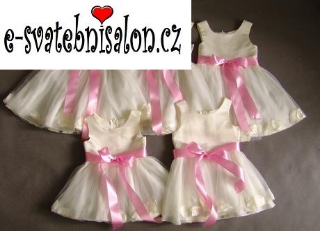 SKLADEM - šaty k zapůjčení, 1-4 roky - Obrázek č. 2