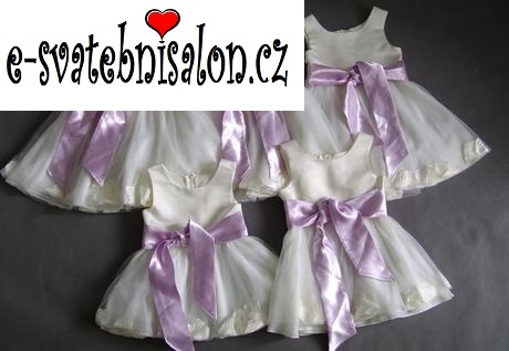 SKLADEM - šaty k zapůjčení, 1-4 roky - Obrázek č. 4