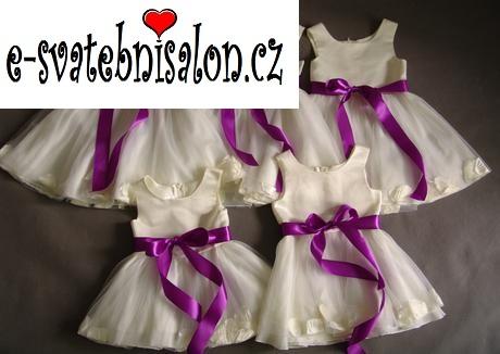 SKLADEM - šaty k zapůjčení, 1-4 roky - Obrázek č. 1