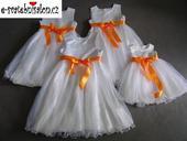 SKLADEM - šaty k zapůjčení, 12-18m, 10-13 let, 146