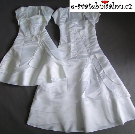 SKLADEM - šaty k zapůjčení, 2,8,9 let - Obrázek č. 1