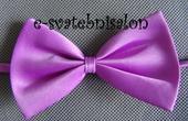 SKLADEM - pánský lilla motýlek,