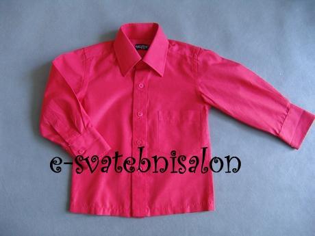 SKLADEM - chlapecká košile k zapůjčení - Obrázek č. 1