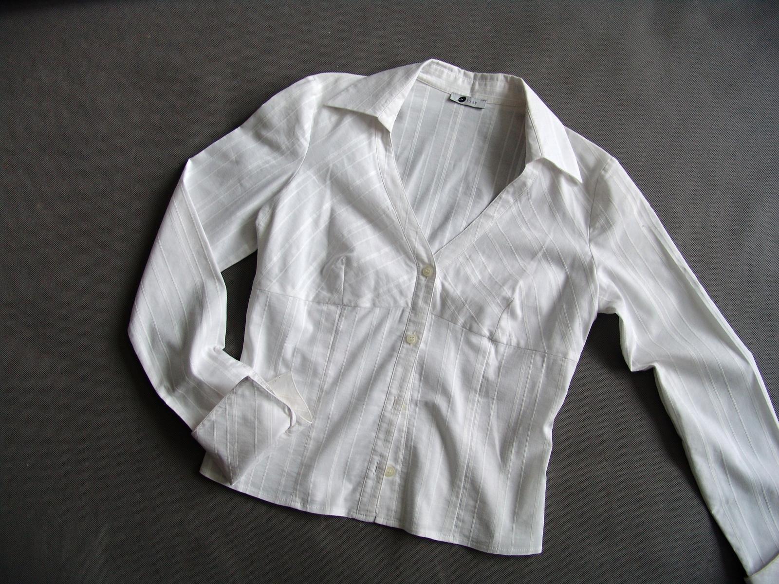 Bílá košile Orsay - Obrázek č. 1