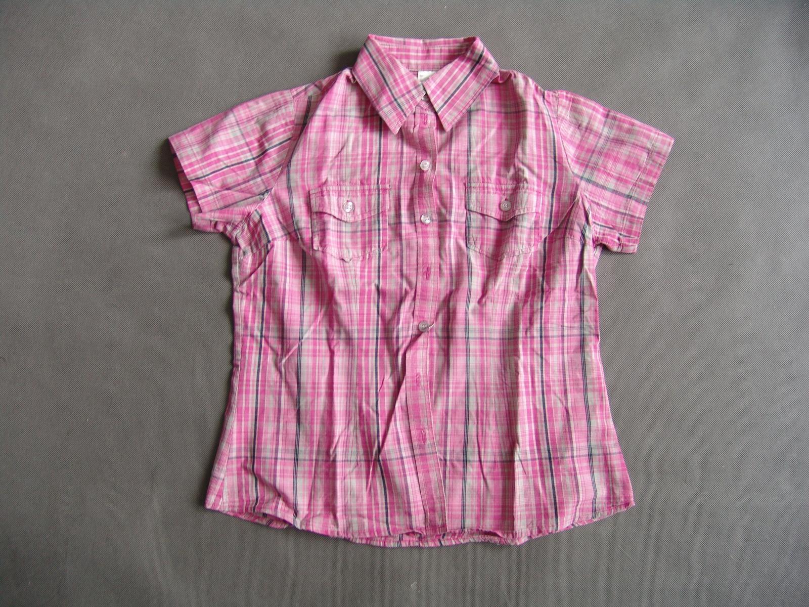 Růžová košile - Obrázek č. 1