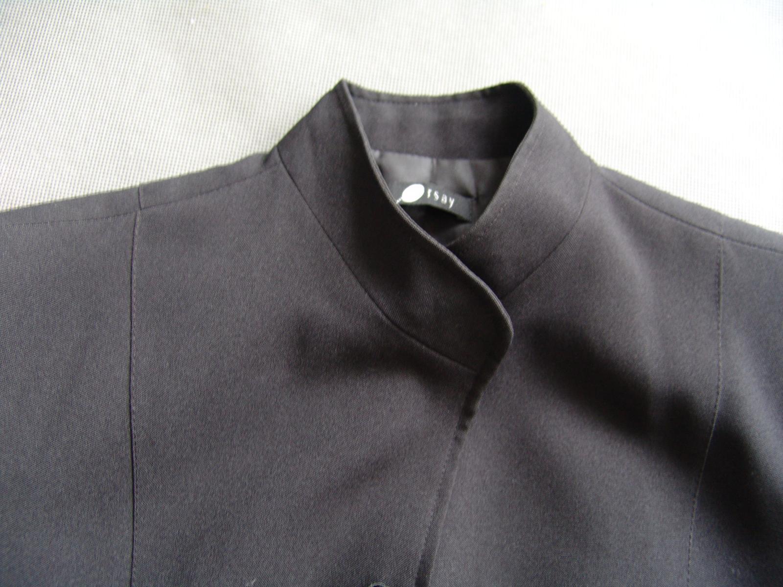 Černé sako Orsay - Obrázek č. 2