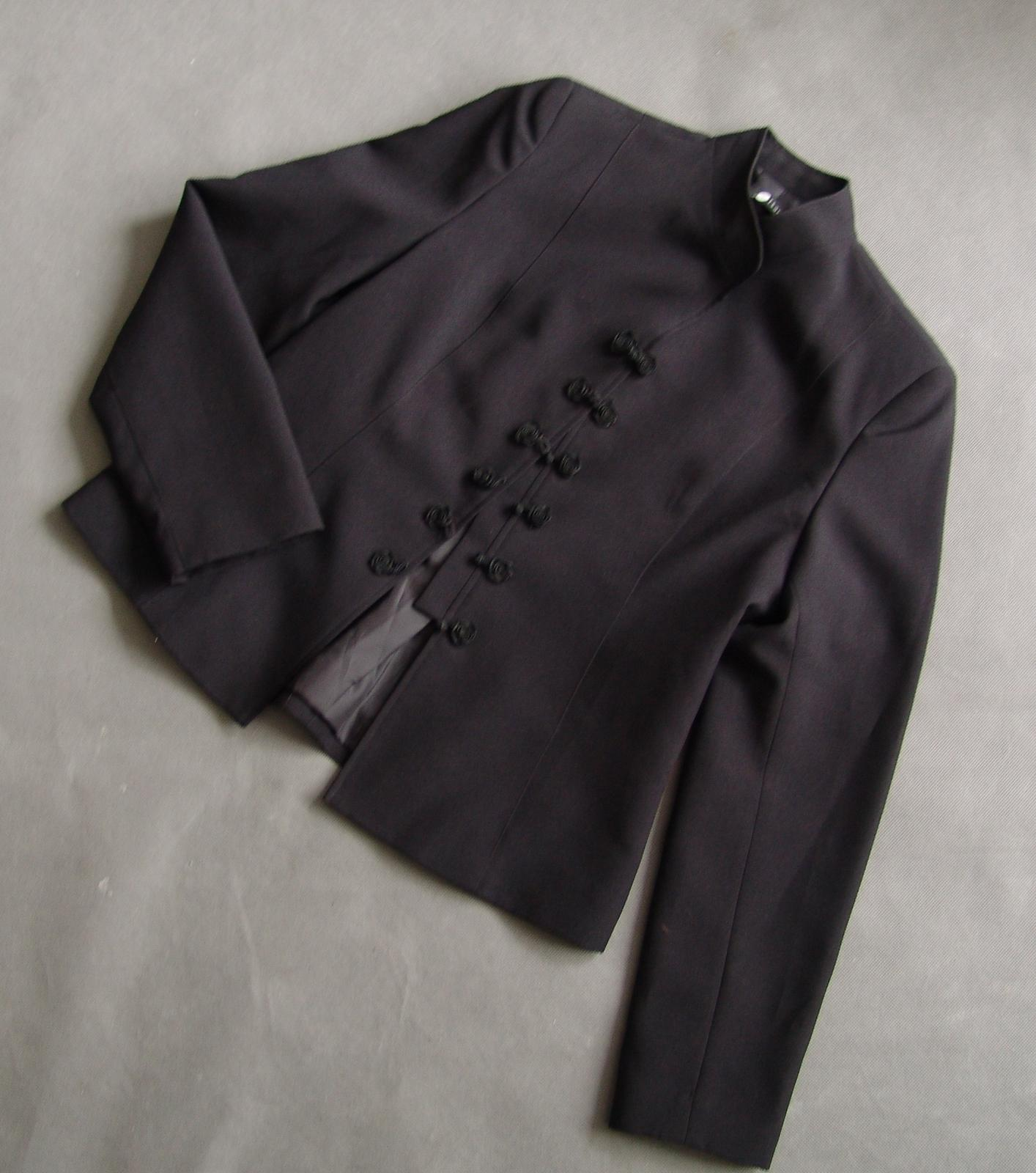 Černé sako Orsay - Obrázek č. 1