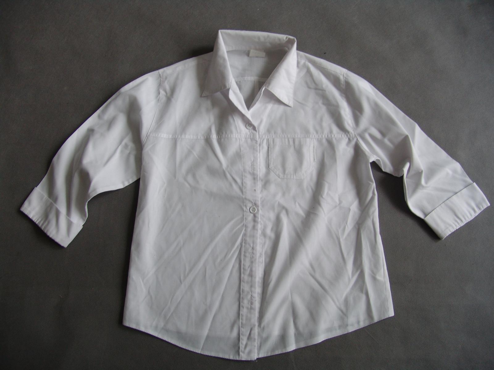 Bílá košile  - Obrázek č. 1
