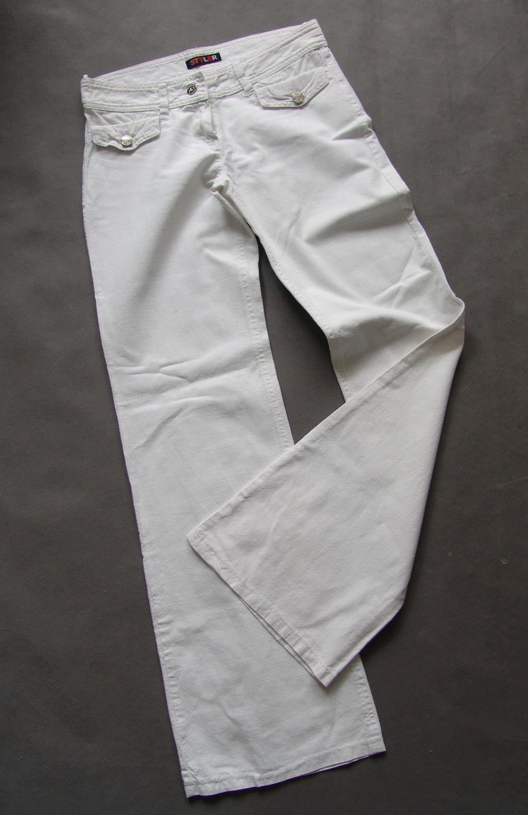 Bílé kalhoty - Obrázek č. 1