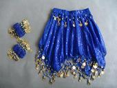 Modrá sukýnka na tanečky, 122