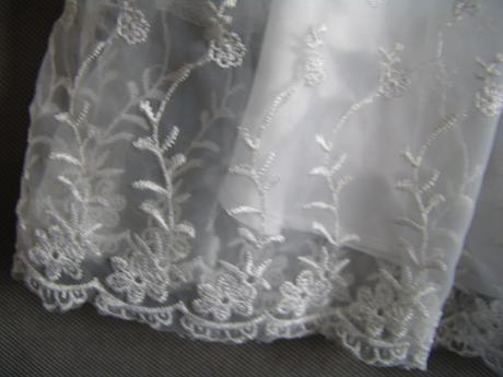 SKLADEM - bílé šaty na vítání občánků, focení, sva - Obrázek č. 3