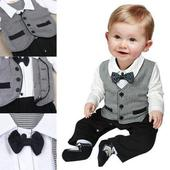 SKLADEM - dětský overal, oblek, 86