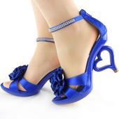 SRDCE - společenské sandálky, 35-41, 37