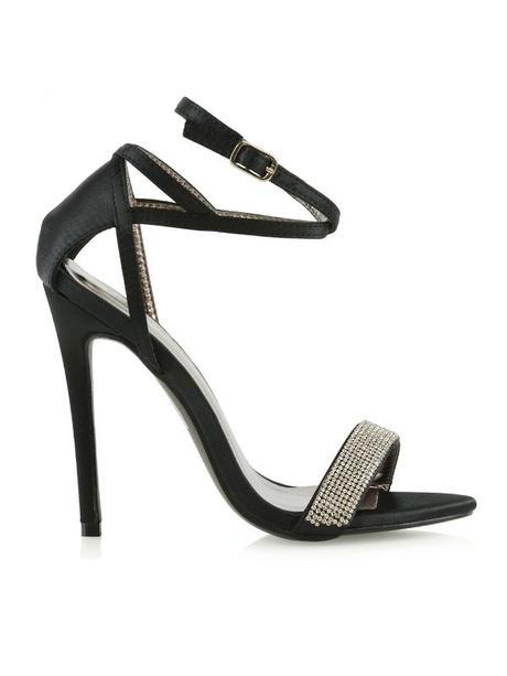 Larissa - svatební, společenské sandálky na podpat - Obrázek č. 3
