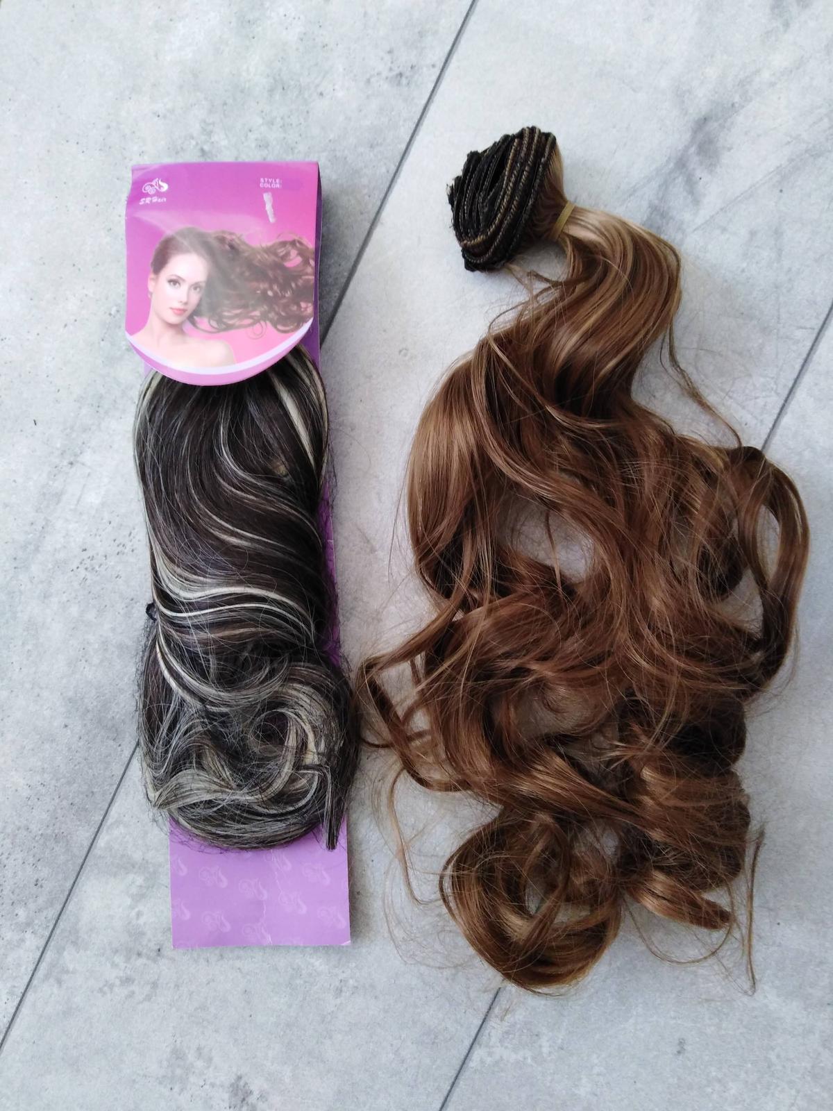 Vlasový příčesek - Obrázek č. 1