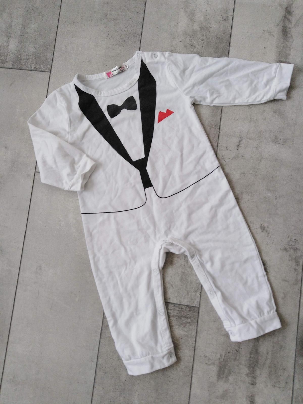 Dětský oblek, overálek - Obrázek č. 1