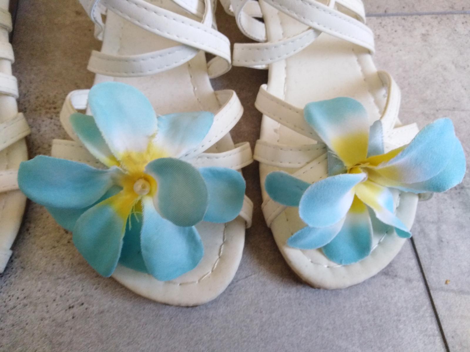 Dívčí boty na svatbu - Obrázek č. 1