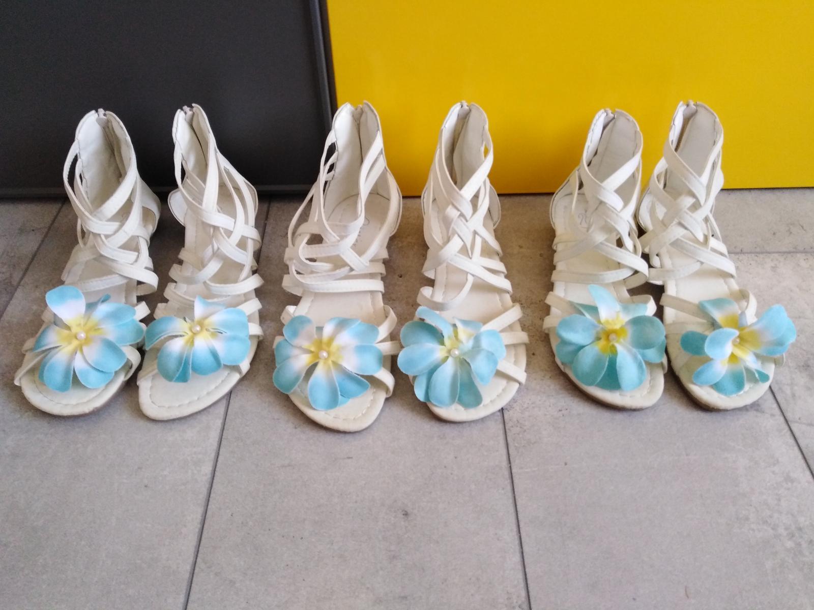 Dívčí boty na svatbu - Obrázek č. 2
