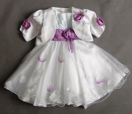 SKLADEM - bílé šaty s bolerkem - Obrázek č. 1