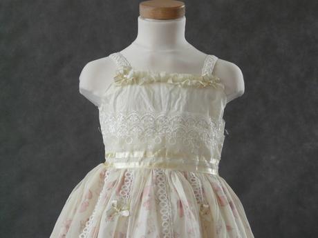 SKLADEM - krémové šaty - Obrázek č. 1