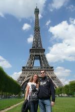 .. s Eifelovou věží