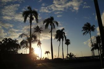Hawaii,ostrov Oahu/máj 2010