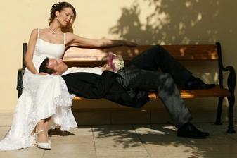 konecne oddych, aj svadbu zmeskame....tak bolo nadherne....