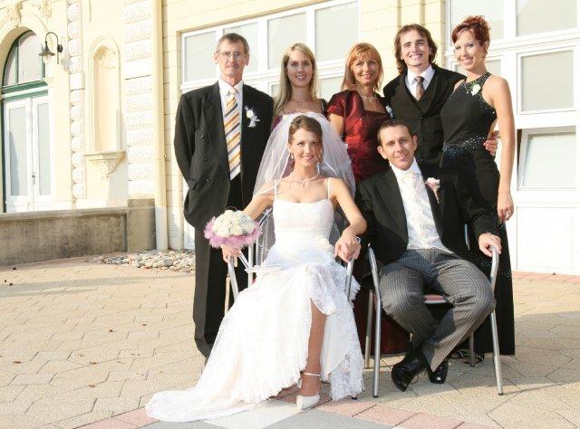 Dana Klamparova{{_AND_}}Richard Bowcott - moja rodinka